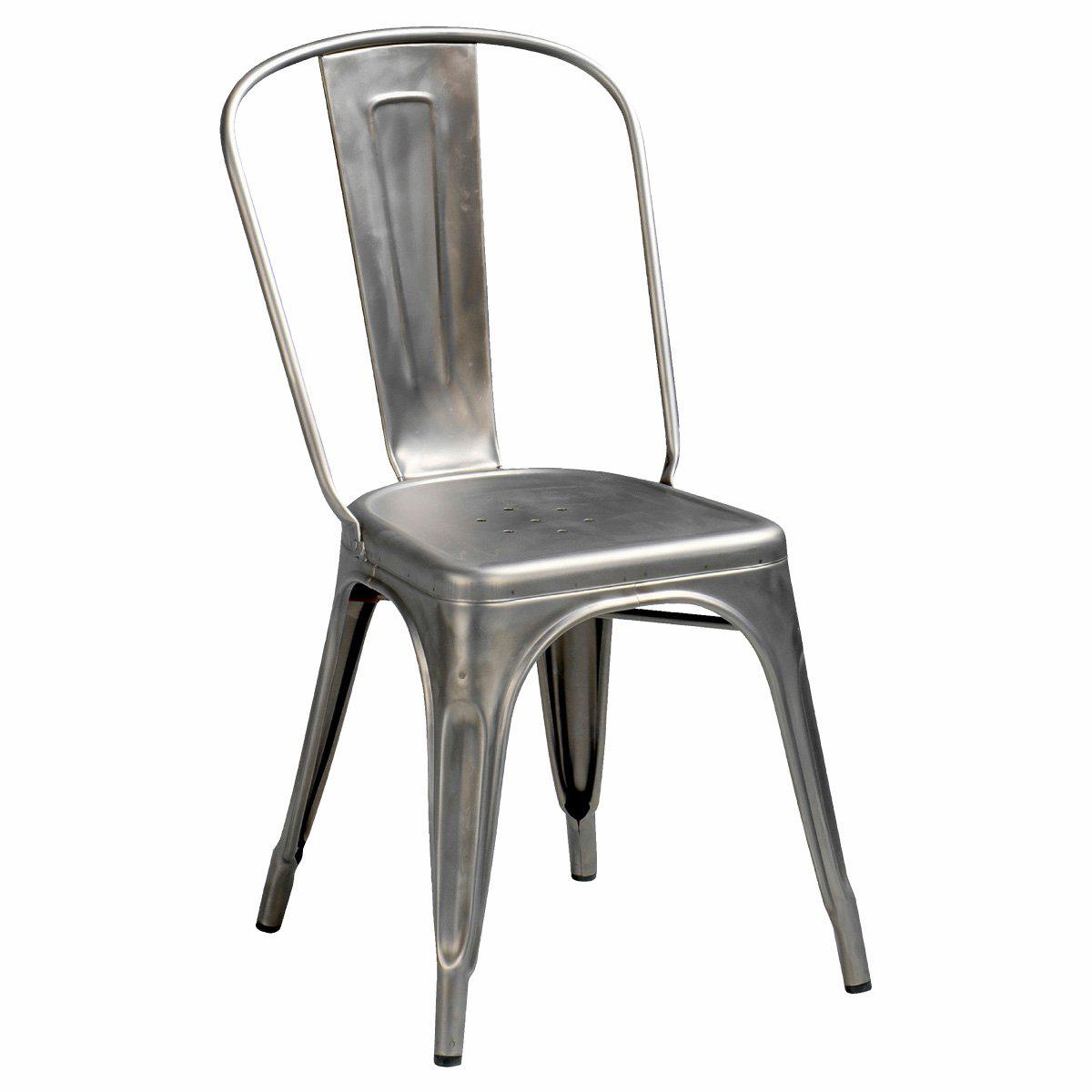 chaise industrielle pas cher. Black Bedroom Furniture Sets. Home Design Ideas