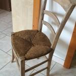 Comment vieillir une chaise…méthodes d'un antiquaire peu scrupuleux