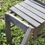 Comment réparer une chaise en bois décollée… Os, Nerfs et compagnie!